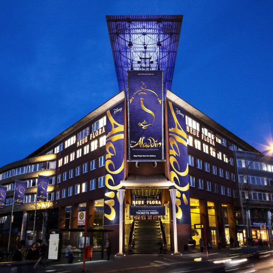 Musical Hamburg