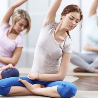 Yoga personer