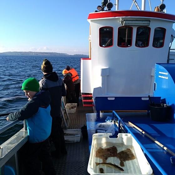 Fisketur fiskekutter