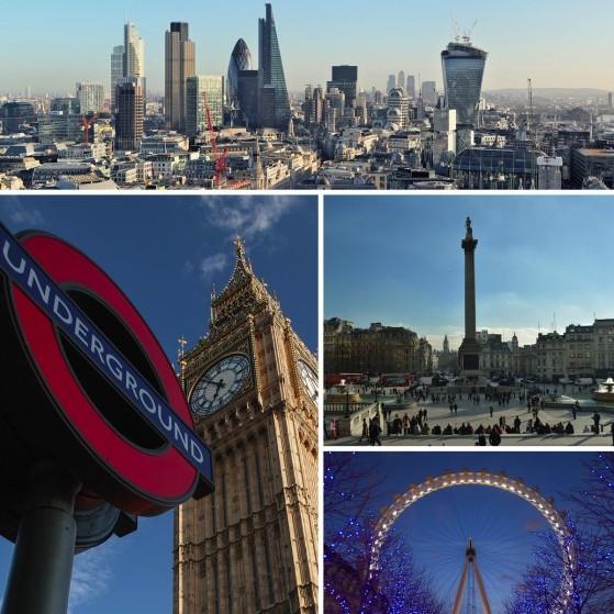London sprogrejse