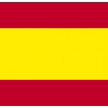 Spansk flag 2019